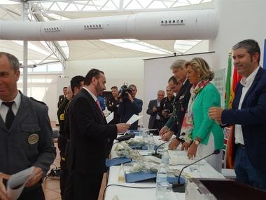 El sector de la seguridad privada cuenta con 2.500 efectivos en Extremadura