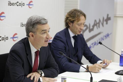 Ibercaja lanza el plan catalunya para reforzar su for Oficinas de ibercaja en barcelona