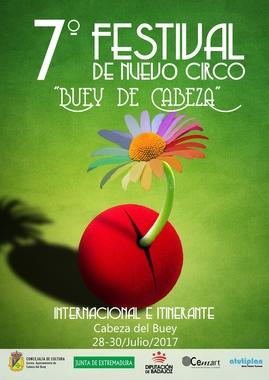 Cabeza del Buey retoma el Festival Internacional Nuevo Circo entre los días 28 y 30 de julio