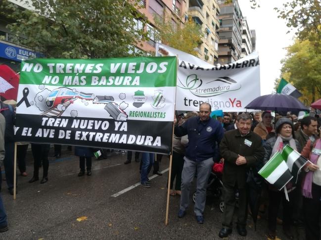 """Manifestación de la España Vaciada: """"Ser Pocos no resta derechos"""" Noticia_29505"""