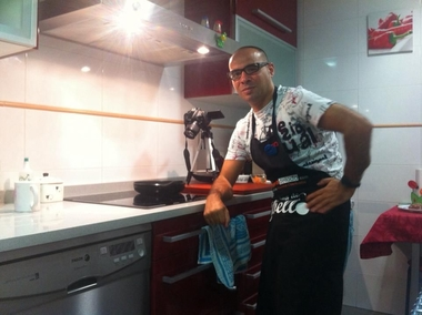 David Gibello el cocinero influencers de moda