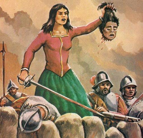 Inés de Suárez, mujer y soldado   Cultura